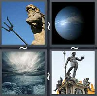 4 Pics 1 Word Levels Neptune