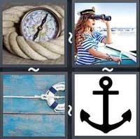 4 Pics 1 Word Nautical