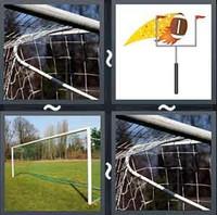 4 Pics 1 Word Crossbar