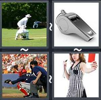 4 pics 1 word answers 6 letters pt 19 whats the word answers 4 pics 1 word umpire expocarfo Images
