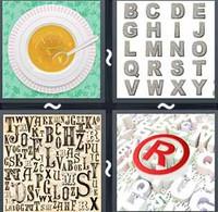 4 Pics 1 Word Alphabet