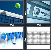 4 Pics 1 Word Net