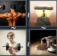 4 Pics 1 Word Levels Strong