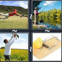 4 Pics 1 Word Levels Catch