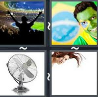 4 Pics 1 Word Levels Fan