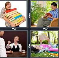 4 Pics 1 Word Levels Book