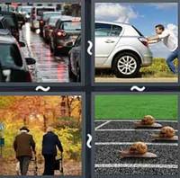 4 Pics 1 Word Levels Slow