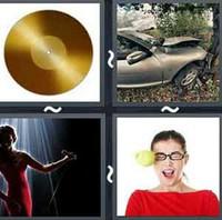 4 Pics 1 Word Levels Hit