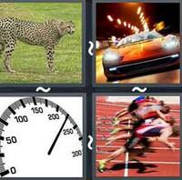 4 Pics 1 Word Levels Fast