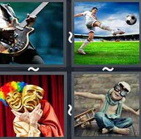 4 Pics 1 Word Levels Play