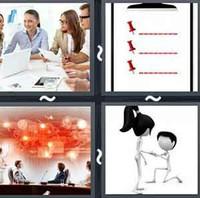 4 Pics 1 Word Proposal
