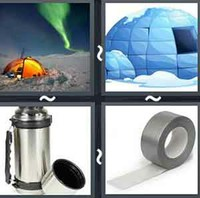 4 Pics 1 Word Insulate