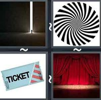 4 Pics 1 Word Entrance