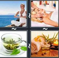 4 Pics 1 Word Wellness