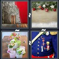 4 Pics 1 Word Decorate