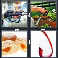 4 Pics 1 Word Levels Fill