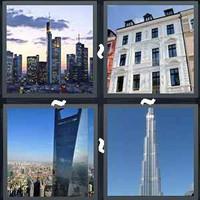 4 Pics 1 Word Highrise