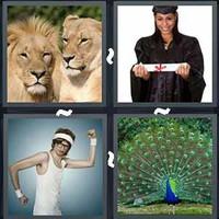 4 Pics 1 Word Levels Pride