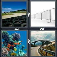 4 Pics 1 Word Levels Barrier