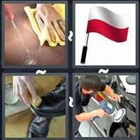 4 Pics 1 Word Levels Polish