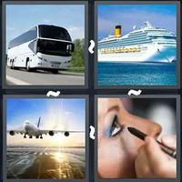 4 Pics 1 Word Levels Liner