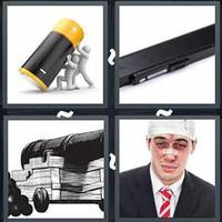 4 Pics 1 Word Levels Battery