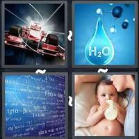4 Pics 1 Word Levels Formula