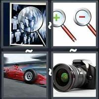 4 Pics 1 Word Levels Zoom