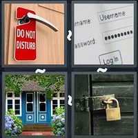 4 Pics 1 Word Levels Privacy