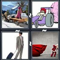 4 Pics 1 Word Levels Drag