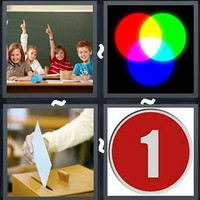 4 Pics 1 Word Levels Primary