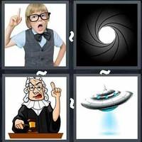 4 Pics 1 Word Levels Object