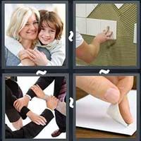 4 Pics 1 Word Levels Bond