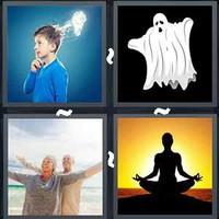 4 Pics 1 Word Levels Spirit