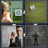 4 Pics 1 Word Target