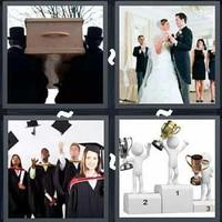 4 Pics 1 Word Ceremony