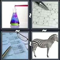 4 Pics 1 Word Solution