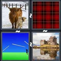 4 Pics 1 Word Scottish