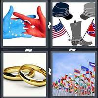 4 Pics 1 Word Alliance
