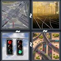 4 Pics 1 Word Junction