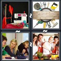 4 Pics 1 Word Workshop