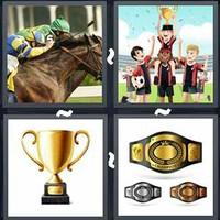 4 Pics 1 Word Champion