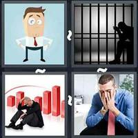 4 Pics 1 Word Failure