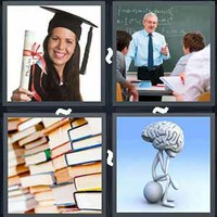 4 Pics 1 Word Levels Academic