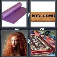 4 Pics 1 Word Levels Mat