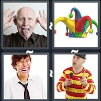 4 Pics 1 Word Levels Joke