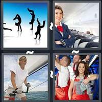 4 Pics 1 Word Crew