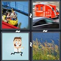 4 Pics 1 Word Rush