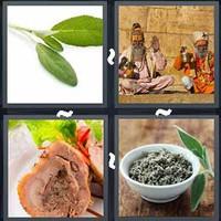 4 Pics 1 Word Sage
