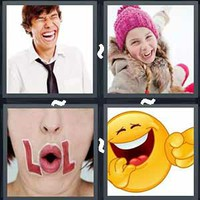 4 pics 1 word answers 5 letters pt 27 whats the word answers 4 pics 1 word laugh expocarfo Images